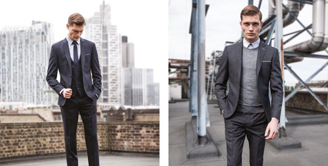 Remus Uomo Suits