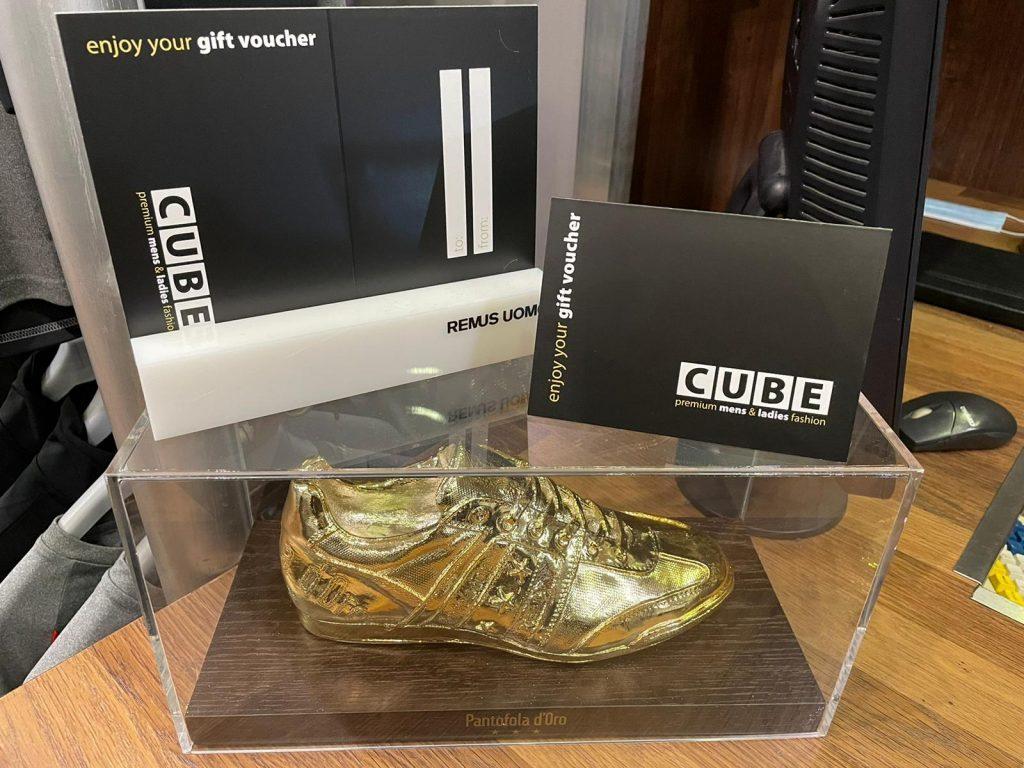 Cube Gift Voucher