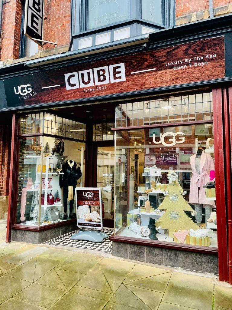 Ugg Store Shop Front